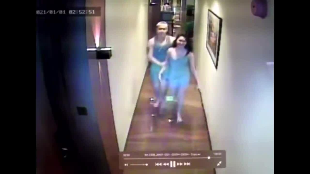 7 khoảnh khắc cuối đời của Á hậu Philippines được CCTV ghi lại