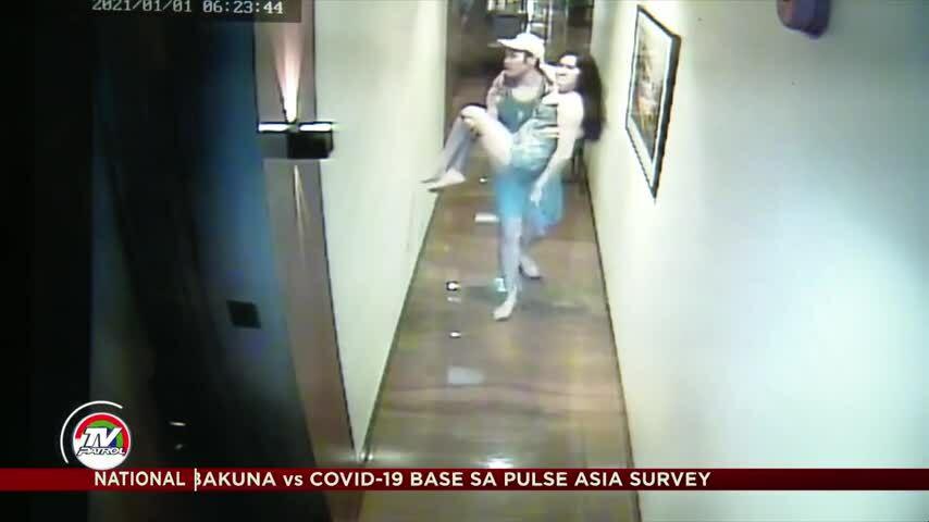 Thêm CCTV về thảm kịch ngày đầu năm mới của Á hậu Philippines