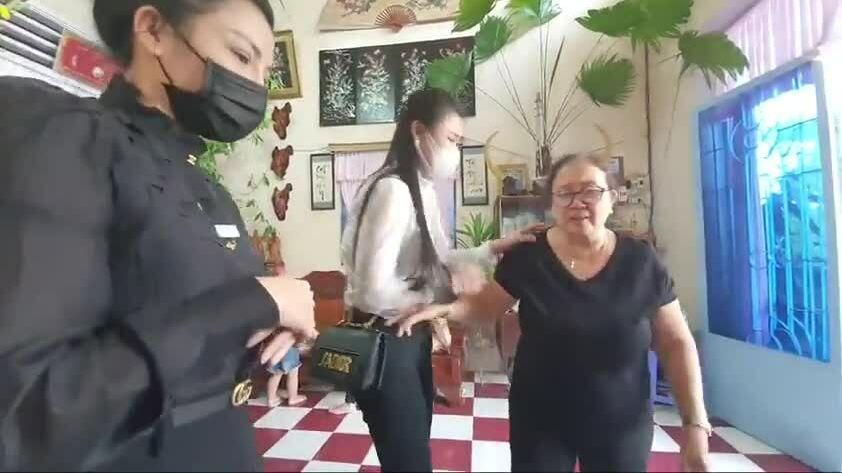 Vợ Vân Quang Long xin lỗi mẹ chồng