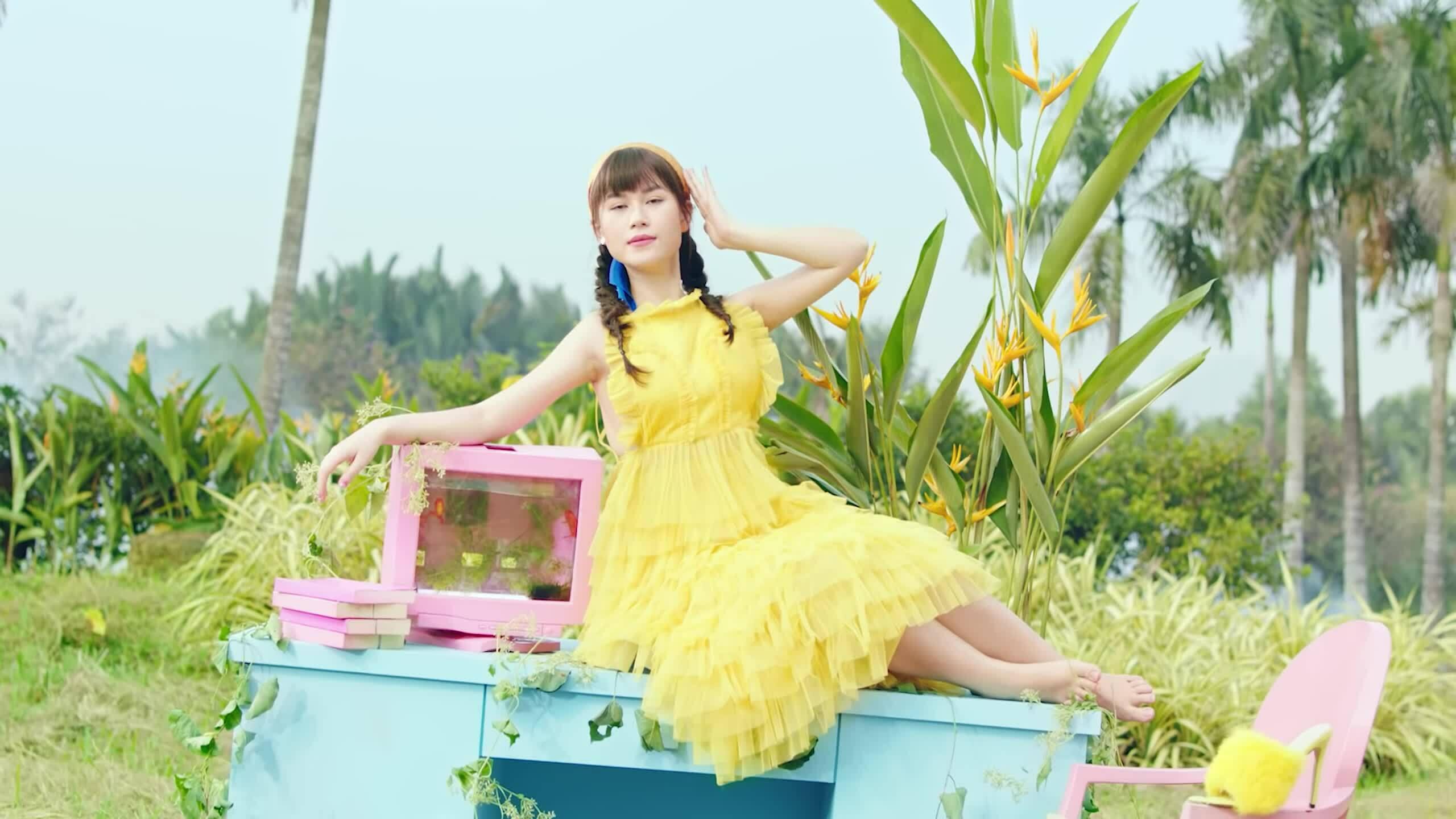 Ngọc Thanh Tâm tung MV nhạc xuân mang giai điệu catchy, concept tươi tắn, có cả rap bắt trend