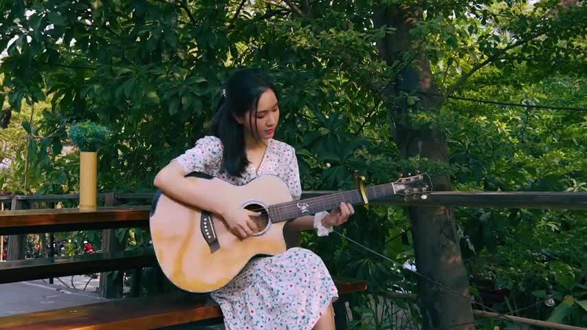 Jang Mi hát 'Nhớ thương làm chi' bản acoustic