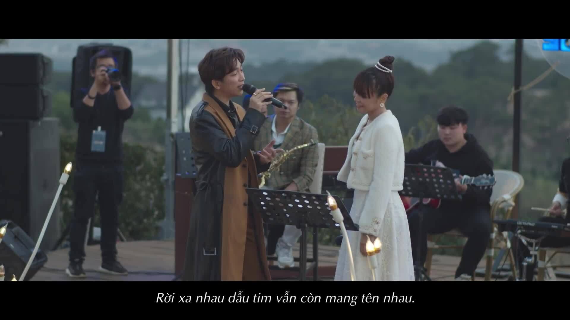 'Chỉ là không cùng nhau' của Tăng Phúc và Trương Thảo Nhi đang viral khắp nơi