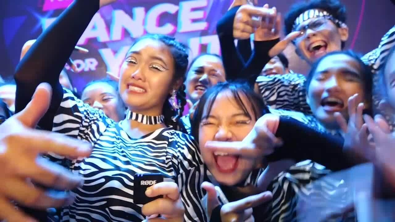 Top 5 'Dance For Youth' miền Nam sẵn sàng bùng nổ đêm Chung kết