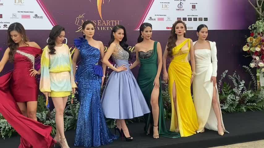7 Miss Earth Vietnam đọ sắc