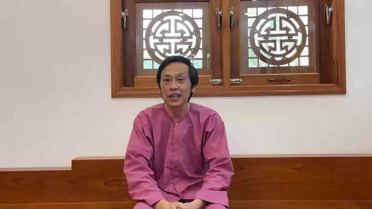 Hoài Linh xin lỗi khán giả vì chậm giải ngân tiền từ thiện