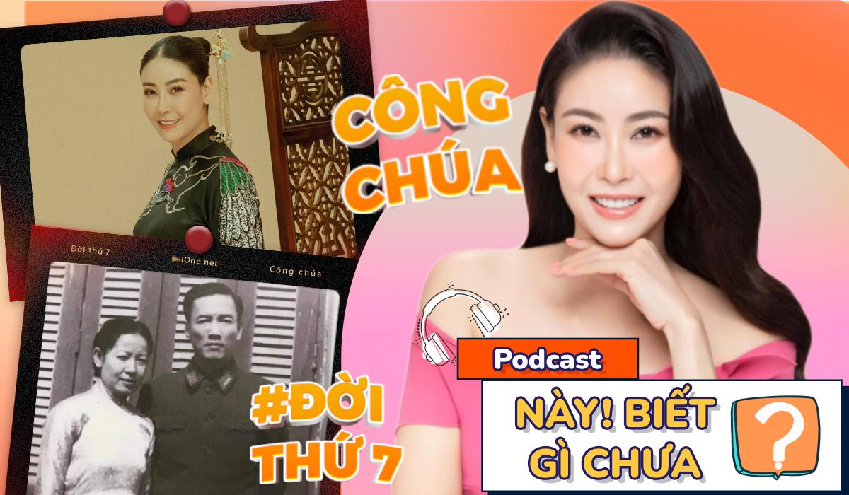 Hoa hậu Hà Kiều Anh tự nhận là 'công chúa đời thứ 7', hậu duệ triều Nguyễn phản pháo