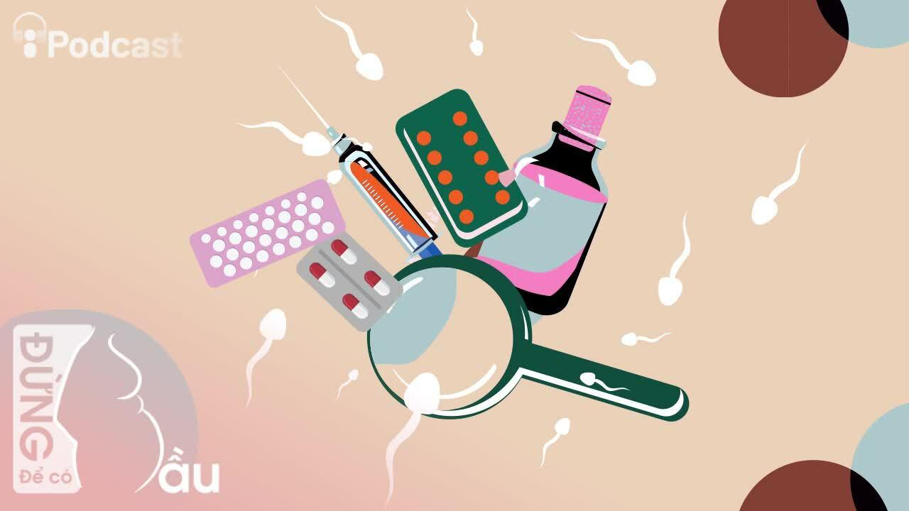'Giải oan' cho thuốc tránh thai hàng ngày với các tin đồn gây vô sinh, ung thư