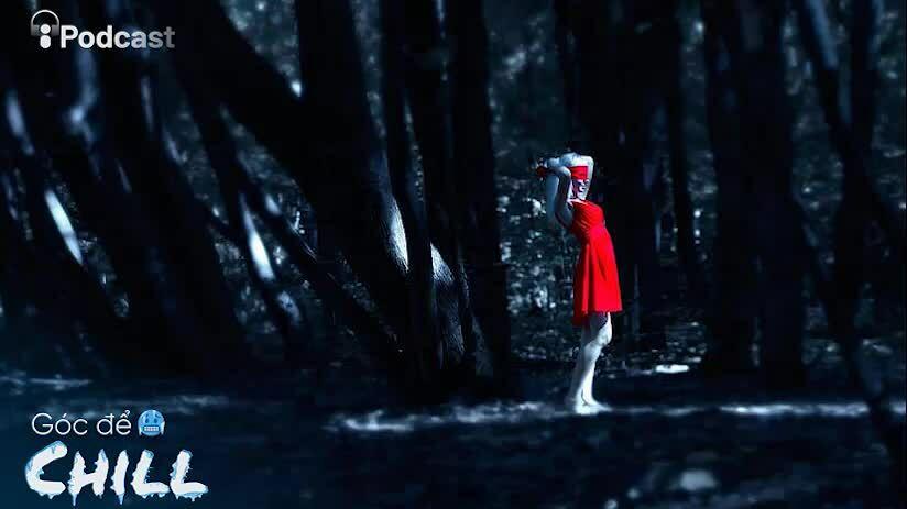 Sởn gai ốc với truyện ma 'Cô bé váy đỏ trong trường học'