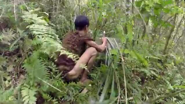 Nhà thám hiểm nước ngoài kể vể tình bạn với 'người rừng'  Hồ Văn Lang