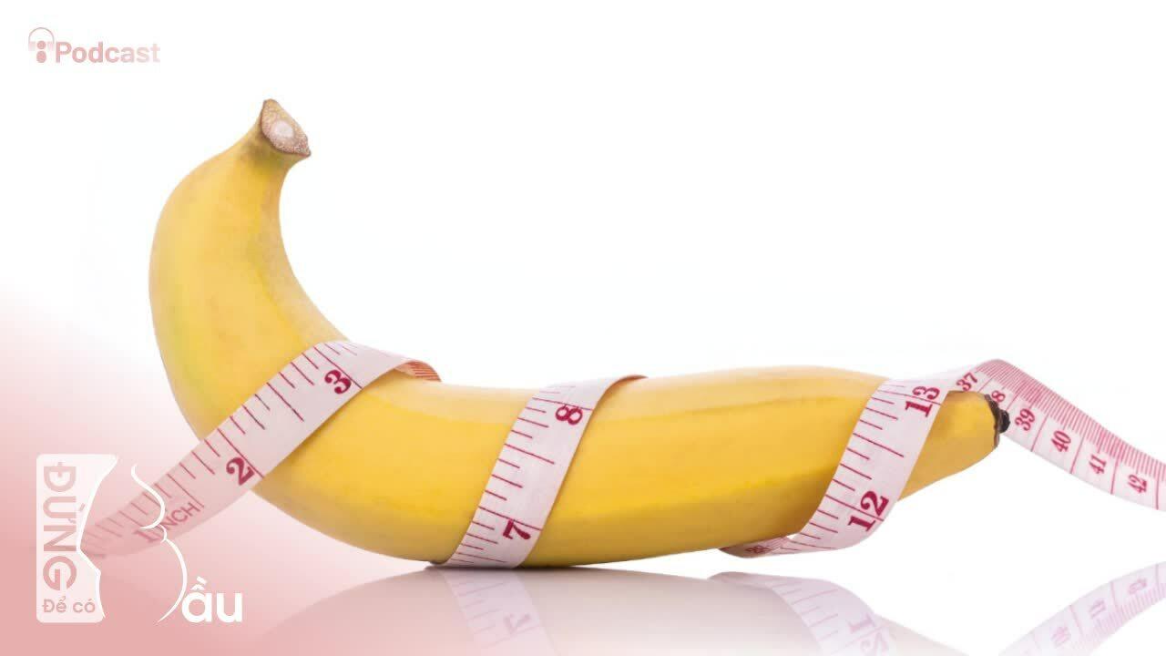 Kích thước cậu nhỏ thế nào là ổn?