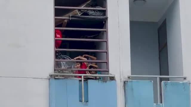 MV 'Sẽ không ai bị bỏ rơi ở Sài Gòn'