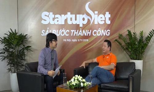 Chủ tịch FPT chia sẻ câu chuyện về khởi nghiệp
