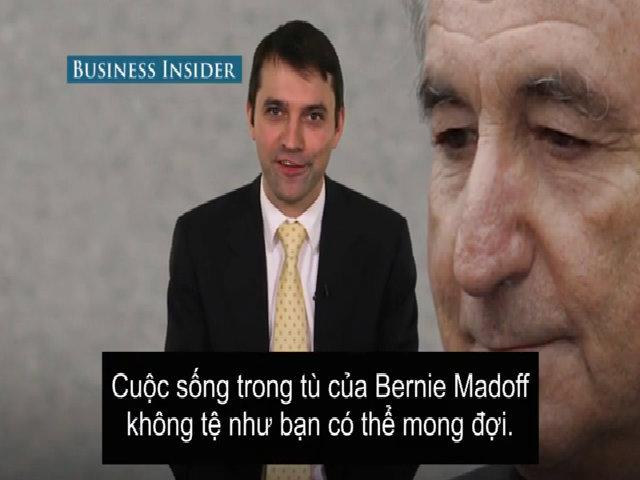 Cuộc sống danh vọng và nhàn hạ trong tù của siêu lừa tài chính Bernard Madoff