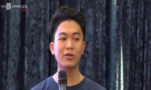 Money Lover trả lời chất vấn tại Startup Việt 2016
