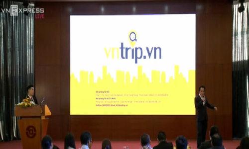 VnTrip trả lời chất vấn tại Startup Việt 2016