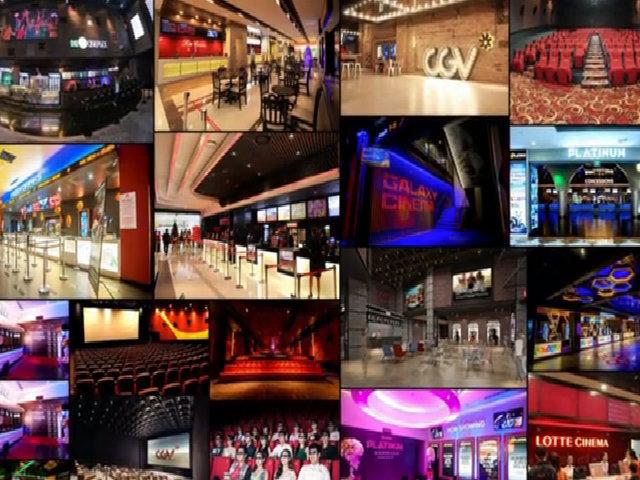 Những hệ thống rạp chiếu phim lớn tại Việt Nam