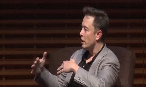 Elon Musk từng làm việc 100 giờ mỗi tuần