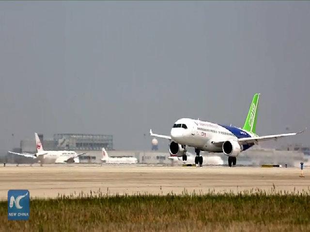 Máy bay made in China đã sẵn sàng cất cánh