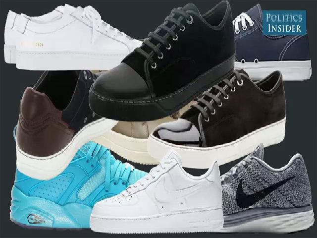 Các CEO công nghệ hàng đầu thế giới 'mê' giày sneaker
