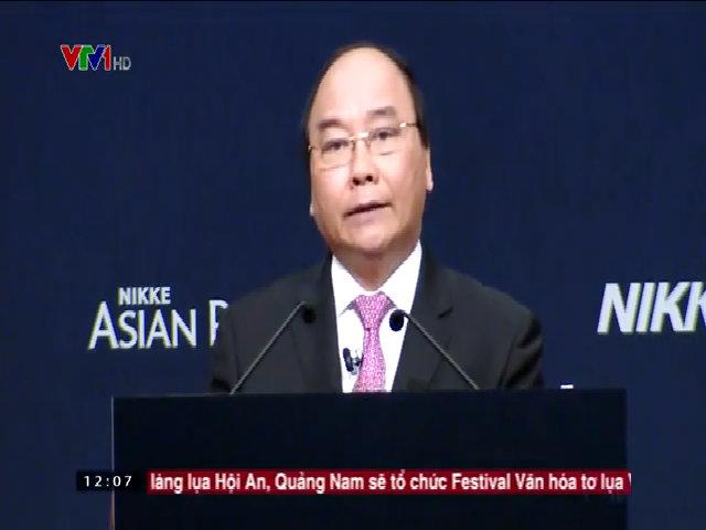 Thủ tướng: 'Toàn cầu hóa là tất yếu, dù chúng ta ủng hộ hay phản đối'