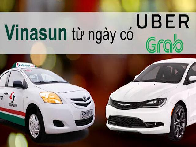 Tháng ngày 'bi đát' của Vinasun từ khi có Uber, Grab