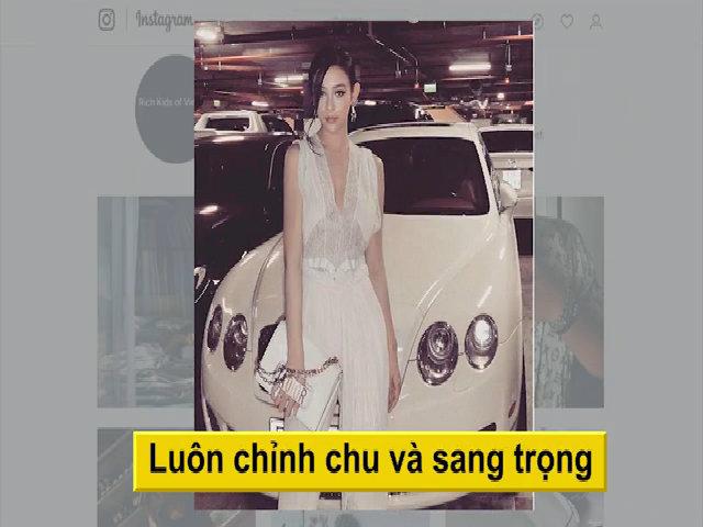 Cuộc sống xa hoa của con nhà giàu Việt trên báo Mỹ