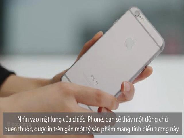 Vì sao iPhone không thể nào sản xuất ở Mỹ?