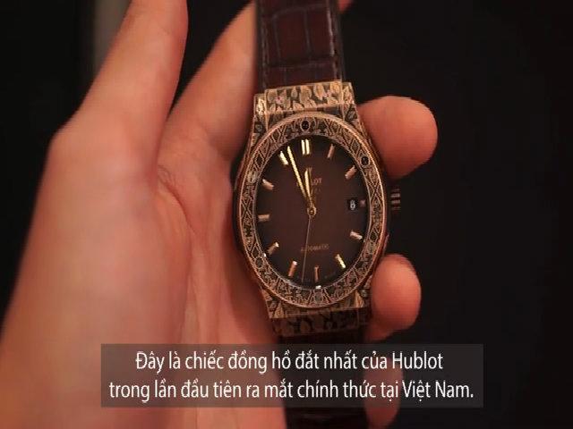 Đồng hồ nửa tỷ tấp nập đến Việt Nam