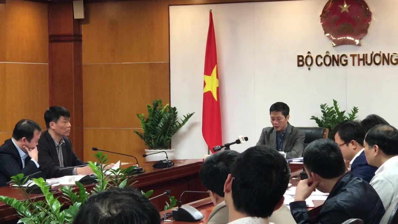 Bộ trưởng Công Thương phê bình Cục trưởng Quản lý thị trường