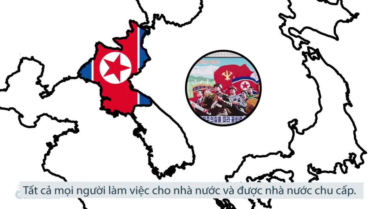 65 năm biến đổi của nền kinh tế Triều Tiên