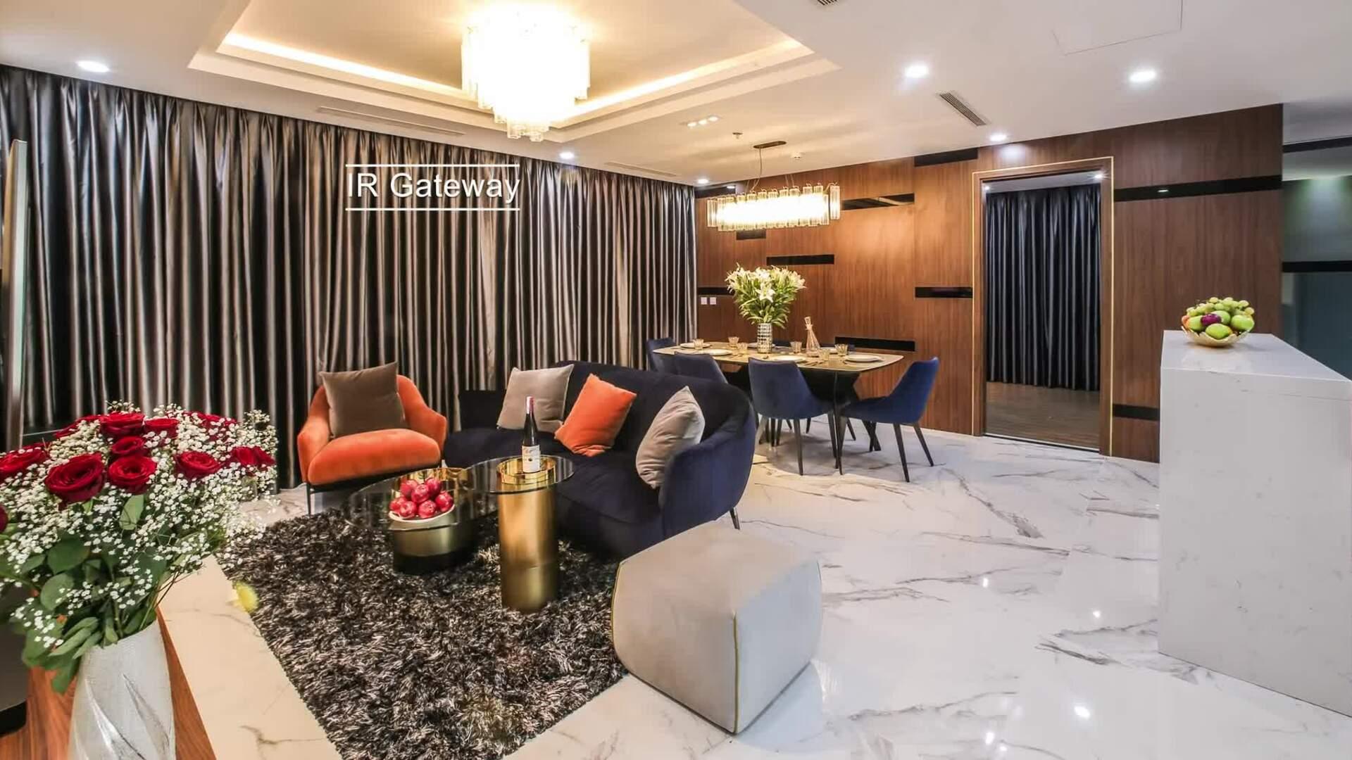 Sắp khai trương căn hộ chuẩn công nghệ 4.0 đầu tiên tại Tp. Hồ Chí Minh (xin bài edit)