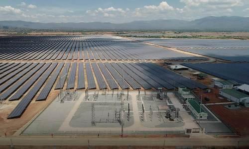 BIM Group chi 7.000 tỷ đồng xây tổ hợp điện mặt trời lớn nhất Đông Nam Á