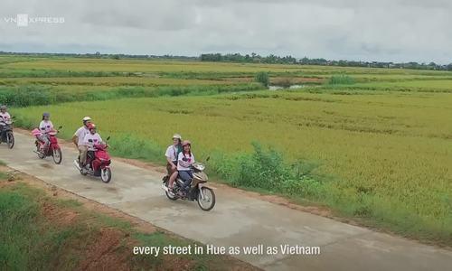 Startup cung cấp tour du lịch bằng xe máy với tài xế nữ