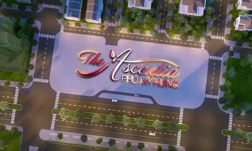 Vị trí dự án The Ascentia