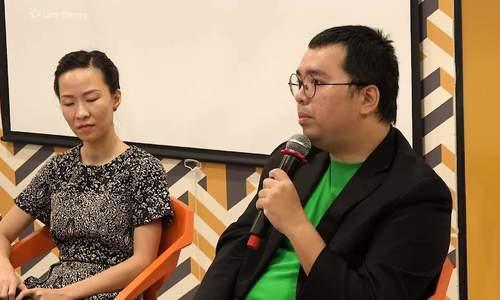 CEO Grab Financial Group Việt Nam khuyên startup phải 'xuất ngoại'