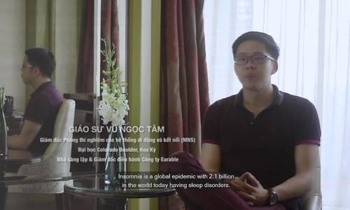 Tiến sĩ 8x mang dự án tại Mỹ về Việt Nam khởi nghiệp