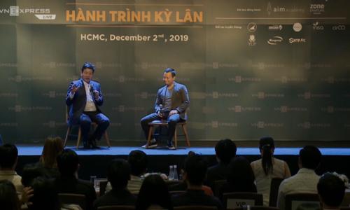Talk Chủ tịch Trương Gia Bình và Tiki