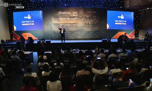 Chung kết Startup Việt 2019 nhận được nhiều đánh giá tích cực