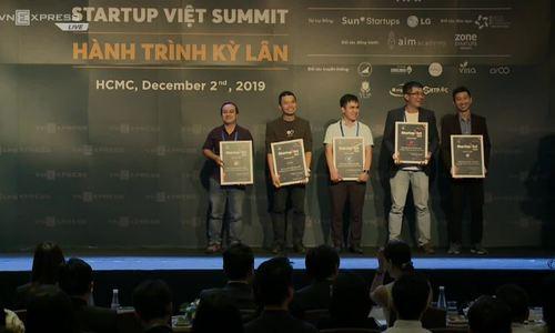 Top 5 đánh giá về chương trình Starup Việt 2019