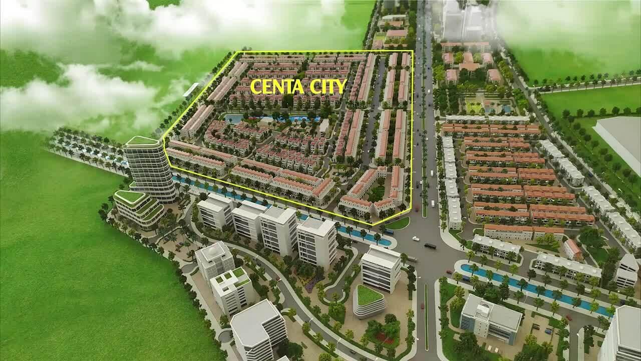 Chủ đầu tư Centa City nhận giữ chỗ giai đoạn 2