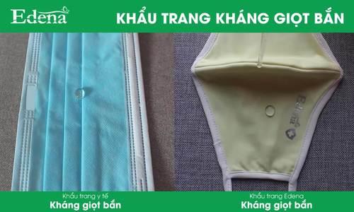 Nguy cơ nhiễm virus khi dùng khẩu trang vải không đúng cách