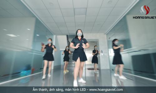Hoàng Sa Việt tung video hưởng ứng vũ điệu rửa tay
