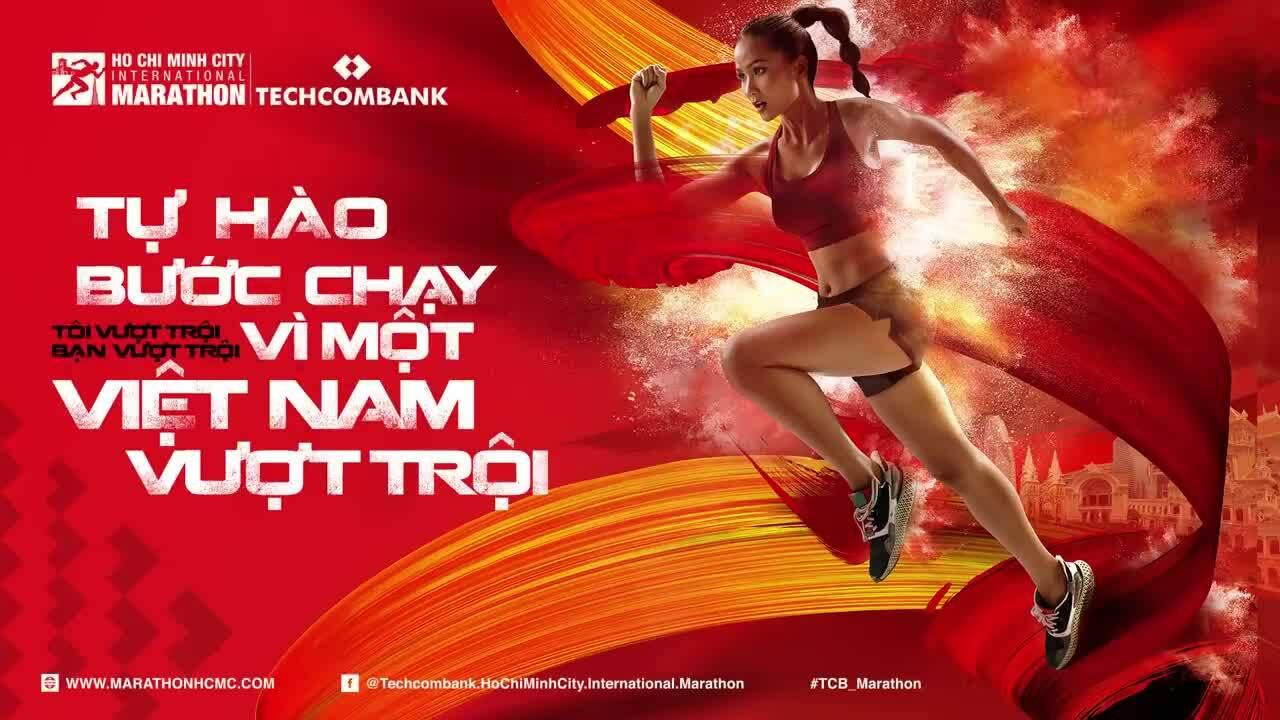 Techcombank lan tỏa tinh thần thể thao qua giải marathon 2020