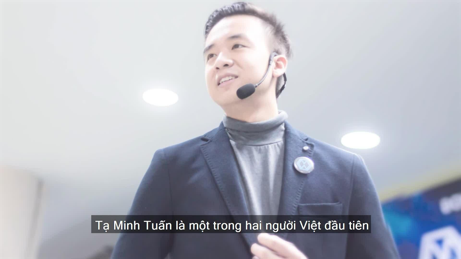 Tạ Minh Tuấn - khách mời của talk Nguy Cơ 13