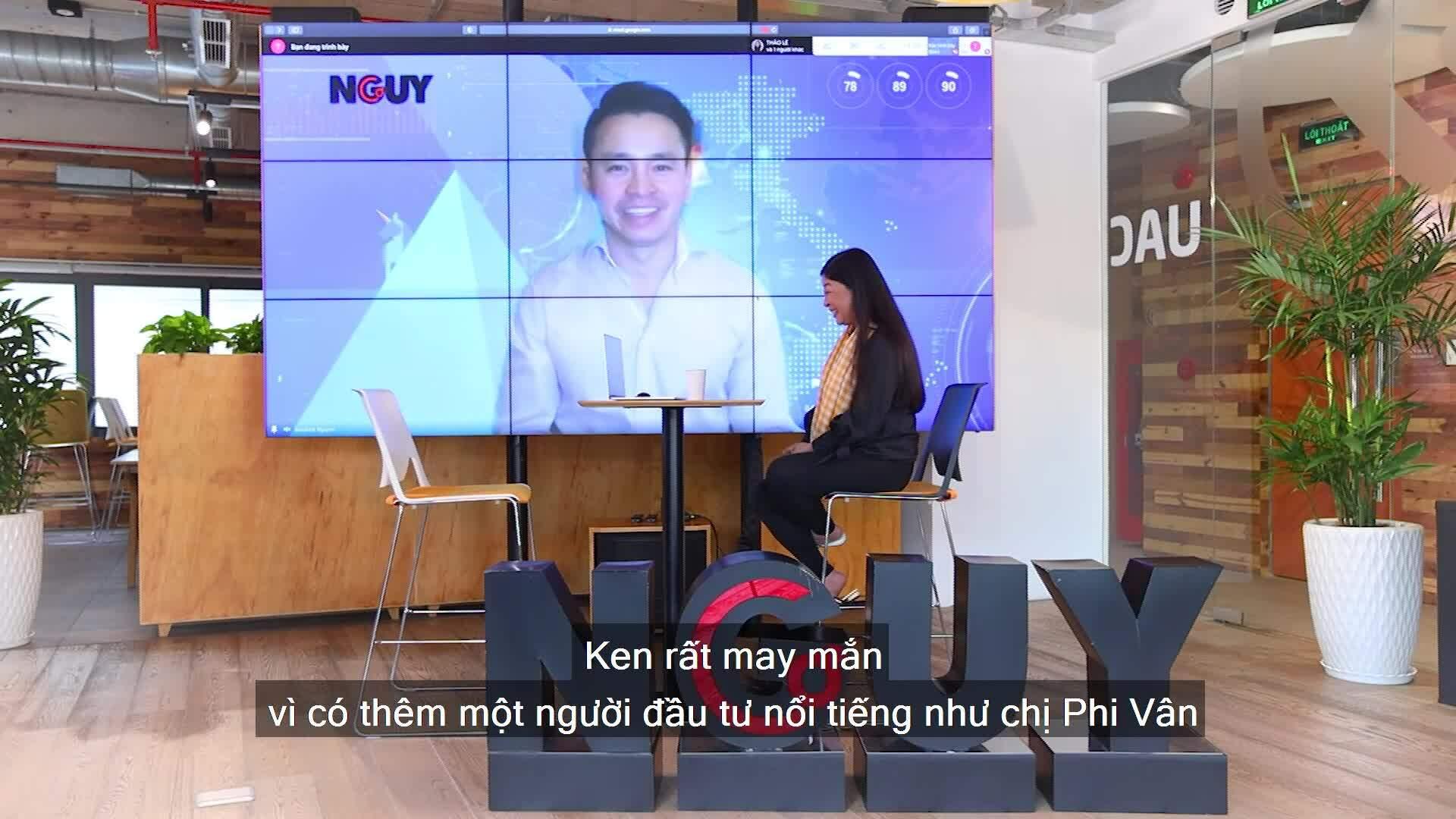 CEO gốc Việt phát triển nền tảng gọi vốn cộng đồng tại Mỹ