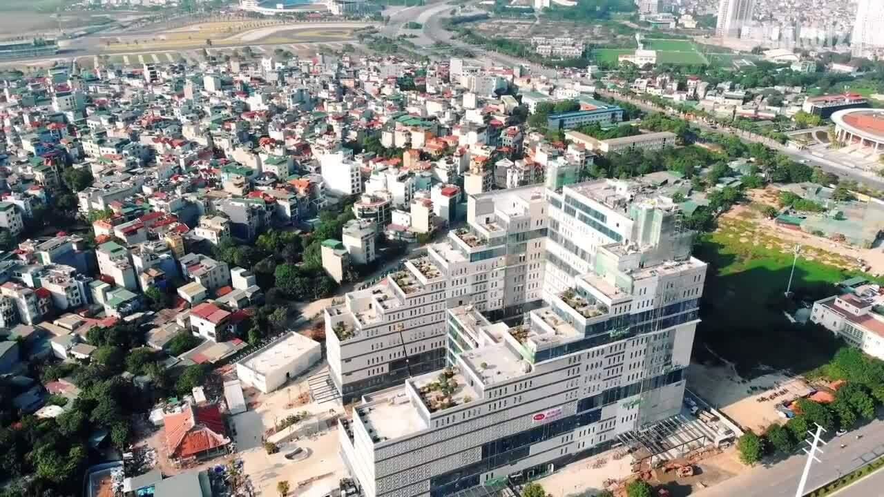 Hai dự án nghìn tỷ tại quận Nam Từ Liêm