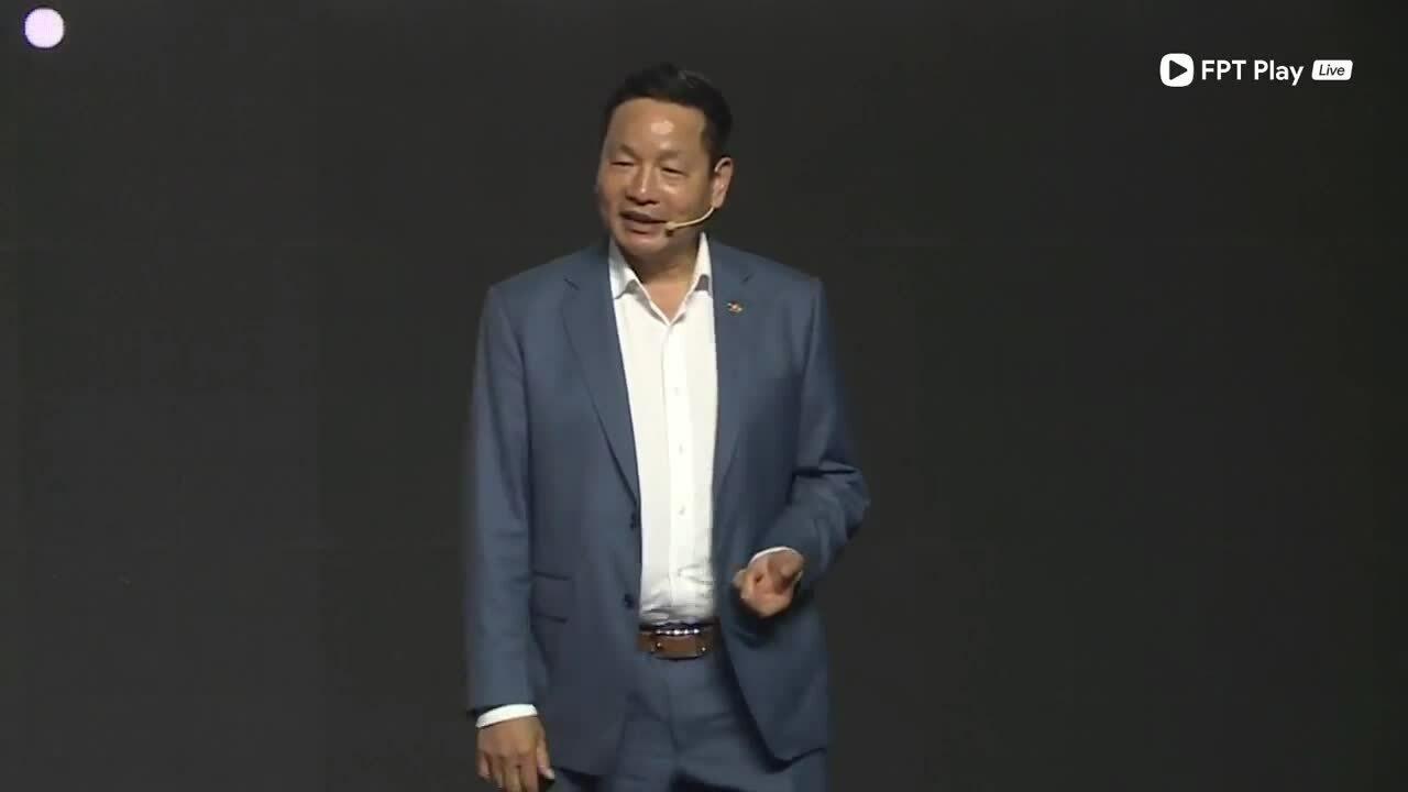 Ông Trương Gia Bình chia sẻ về thương vụ M&A với Base