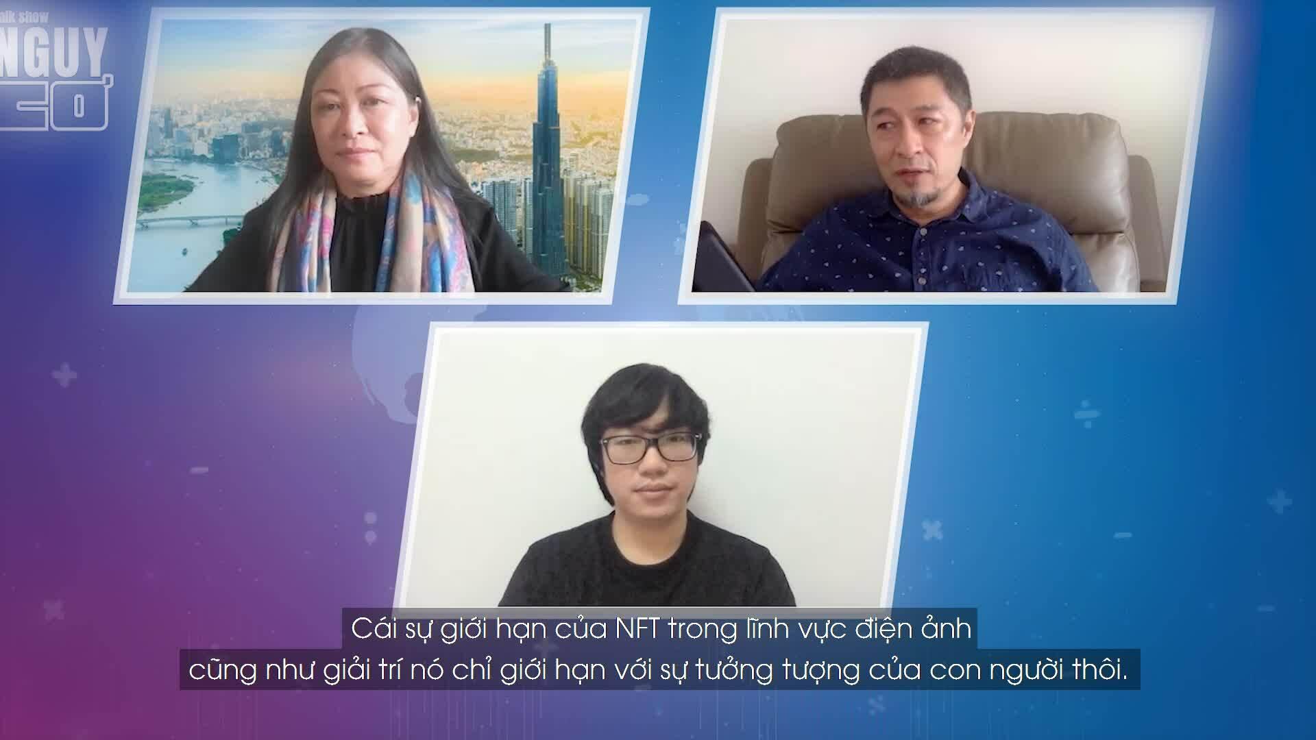 Những người Việt ứng dụng Blockchain vào ngành công nghiệp giải trí