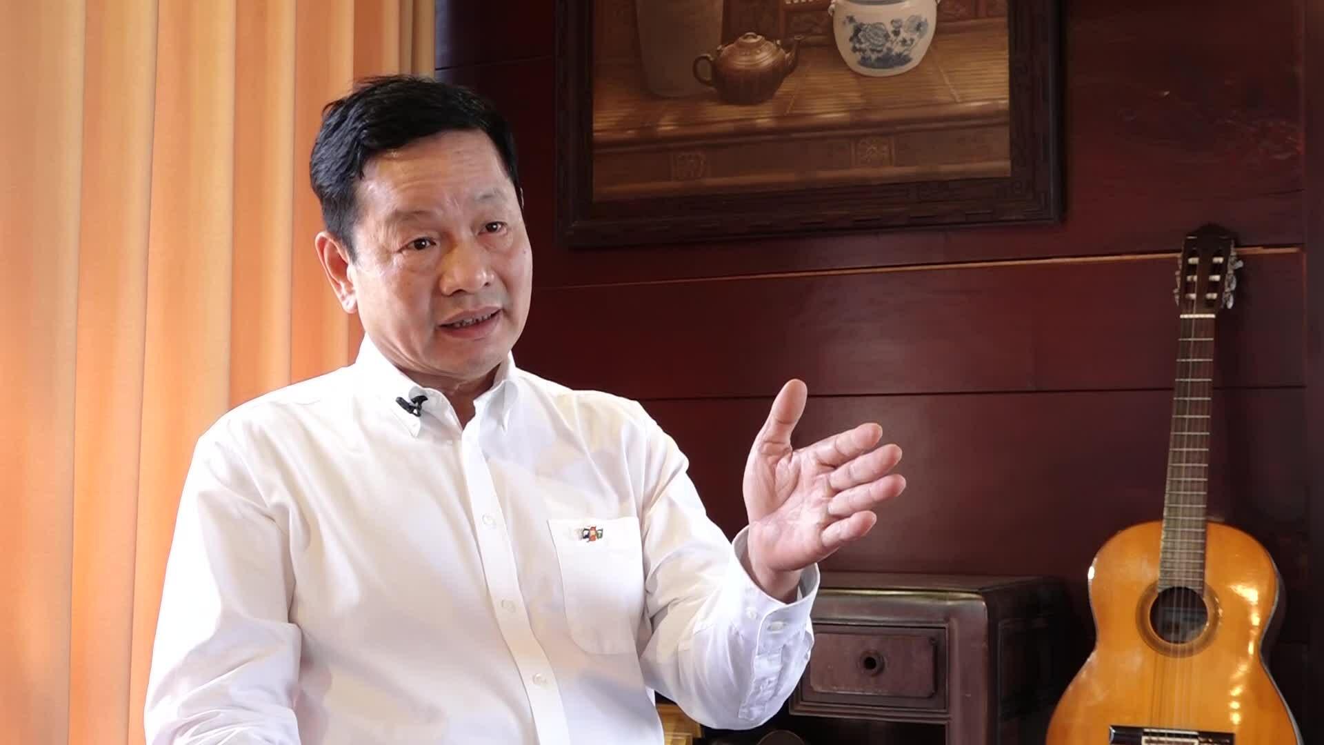 Ông Trương Gia Bình: 'Doanh nghiệp Việt cần vaccine'