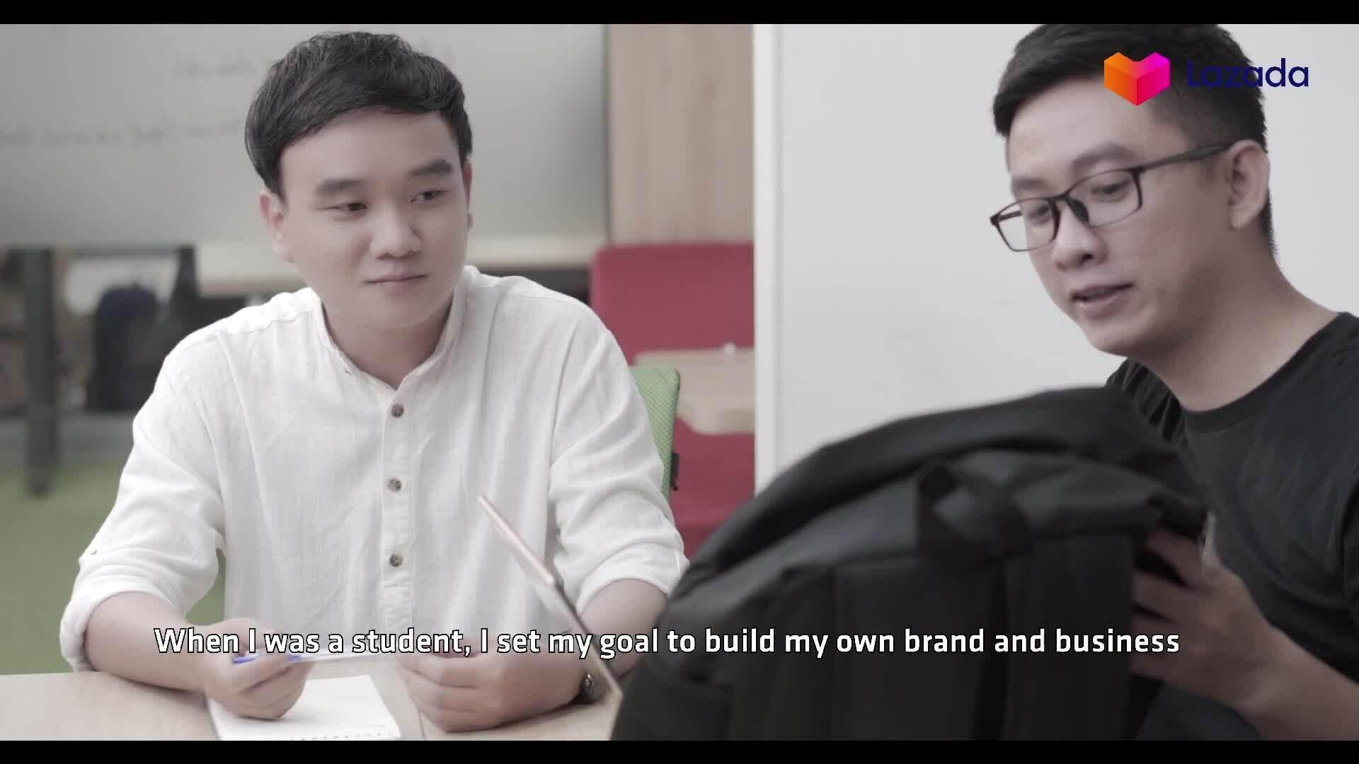 Giảng viên Lazada đưa thương hiệu Việt vươn tầm quốc tế